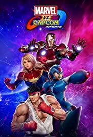 Marvel vs. Capcom: Infinite Poster