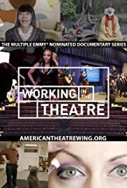 Working in the Theatre Poster