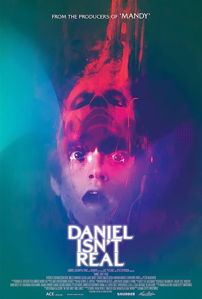 فيلم Daniel Isn't Real مترجم, kurdshow