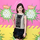 Actress Fatima Ptacek arriving at the 2013 Kids' Choice Awards - Los Angeles, CA - March 23, 2013