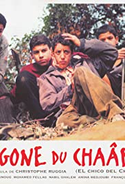 The Kid from Chaaba Poster
