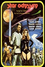 Star Odyssey (1979) Poster - Movie Forum, Cast, Reviews