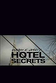 Richard E. Grant's Hotel Secrets Poster