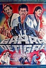 Garra de tigre Poster