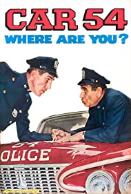 Fred Gwynne and Joe E. Ross in Car 54, Where Are You? (1961)