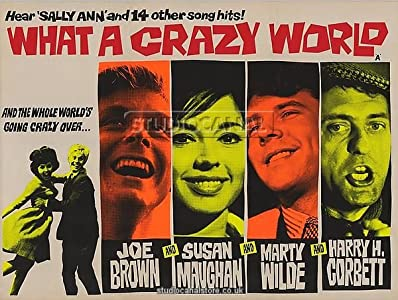 HD-film direkte downloads What a Crazy World, Marty Wilde [SATRip] [1080pixel] [360p]