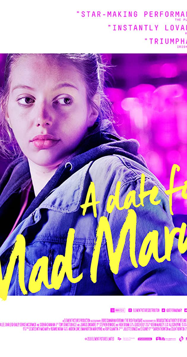 Subtitle of A Date for Mad Mary
