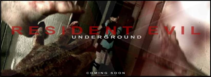 Resident Evil: Underground movie mp4 download
