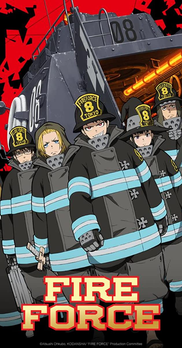 Download Fire Force or watch streaming online complete episodes of  Season 2 in HD 720p 1080p using torrent