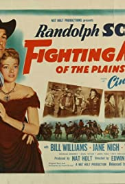 Fighting Man of the Plains Poster