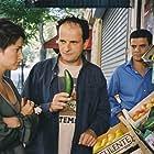 Marie Gillain and Lionel Abelanski in Tout le plaisir est pour moi (2004)
