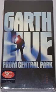 Garth Live from Central Park USA