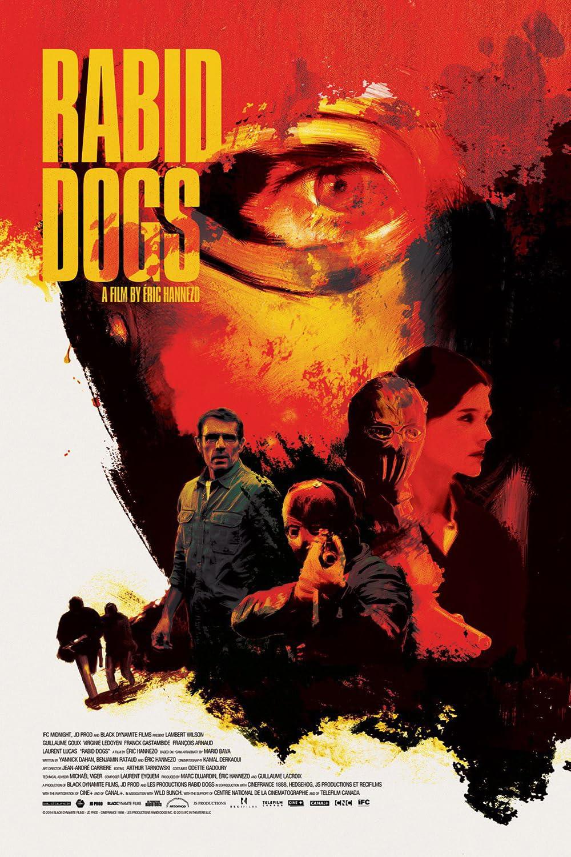 Rabid Dogs (2015) Hindi Dubbed