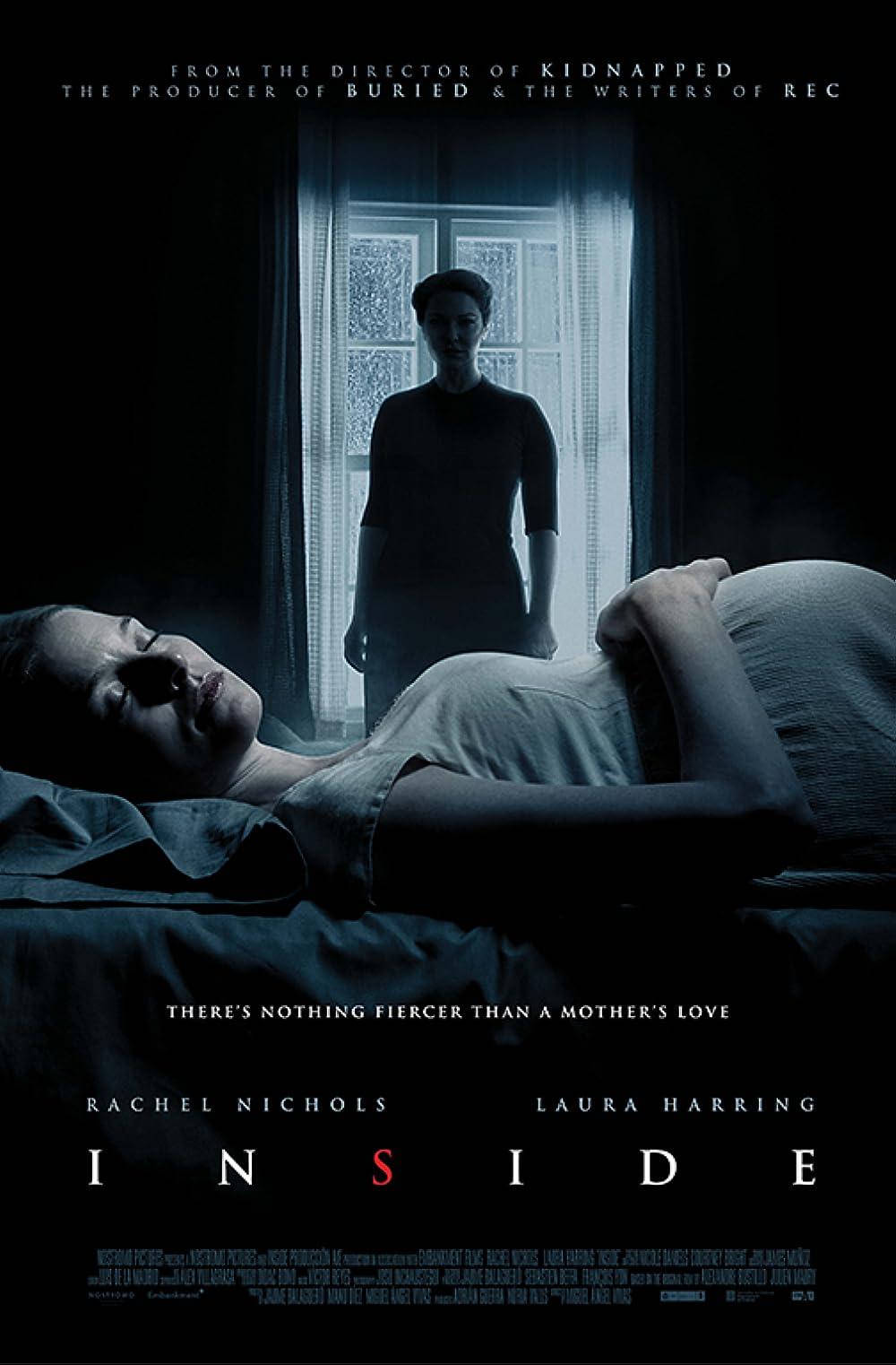 Viduje (2016) / The Inside