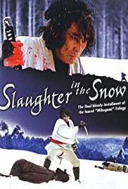 Slaughter in the Snow (1973) Poster - Movie Forum, Cast, Reviews