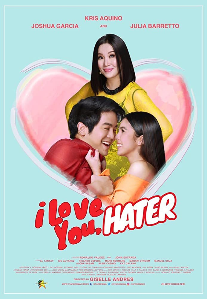 I Love You, Hater (2018) HDRip