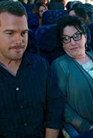 Chris O'Donnell and Robin Krieger in NCIS: Los Angeles (2009)