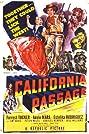 California Passage (1950) Poster