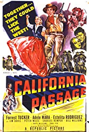 California Passage Poster