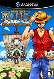 One Piece: Grand Adventure Poster