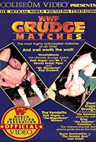 Primary photo for WWF Grudge Matches