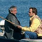 Raymond Bouchard and David Boutin in La grande séduction (2003)