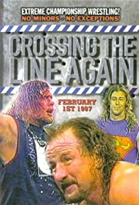 Primary photo for ECW Crossing the Line Again