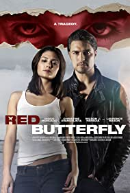 Diogo Morgado and Christine Evangelista in Red Butterfly (2014)