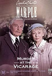 The Murder at the Vicarage Poster