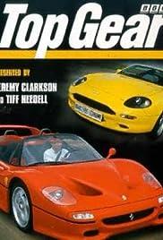 Top Gear Poster - TV Show Forum, Cast, Reviews