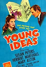 Young Ideas (1943) Poster - Movie Forum, Cast, Reviews