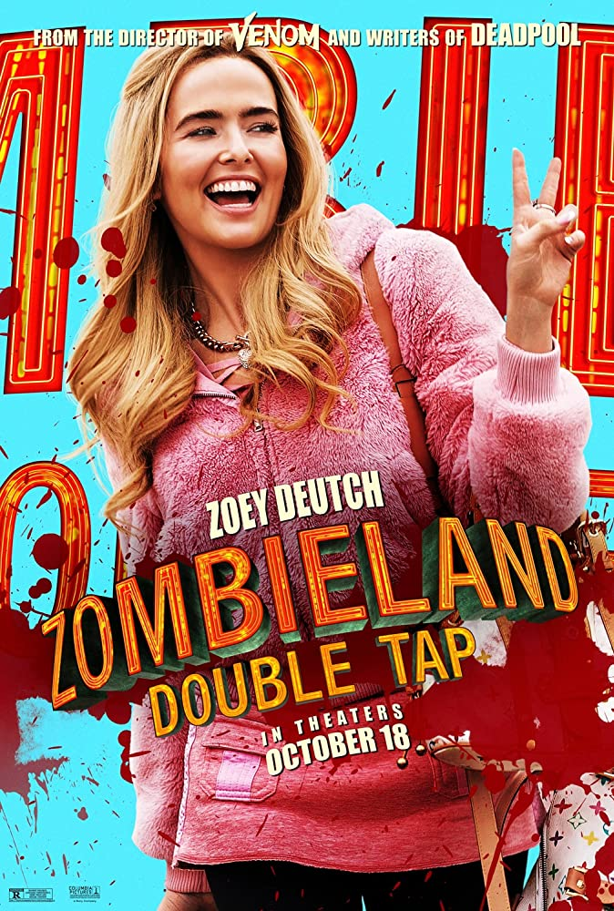 Zoey Deutch in Zombieland: Double Tap (2019)