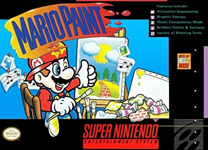 Movie downloading websites list Mario Paint by [XviD]