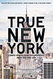 True New York Poster
