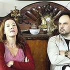Nebojsa Ilic and Milica Mihajlovic in Komsije (2015)