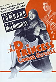 The Princess Comes Across (1936) Poster - Movie Forum, Cast, Reviews