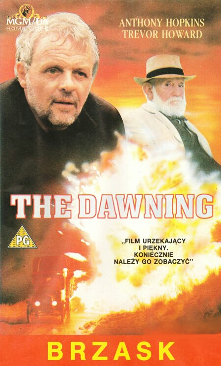 Anthony Hopkins and Trevor Howard in The Dawning (1988)