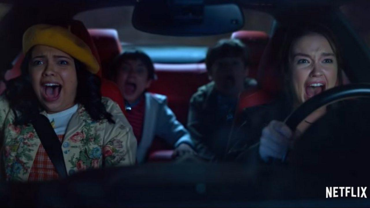 The Sleepover (2020) HD
