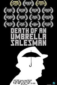 Sabrina Gennarino, Kevin Kolack, Robert Casiello, Ronelle Thomas, and Claudia de Candia in Death of an Umbrella Salesman (2018)
