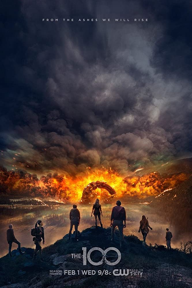 The 100 S3 (2016) Subtitle Indonesia
