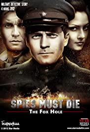 Spies Must Die: The Fox Hole Poster