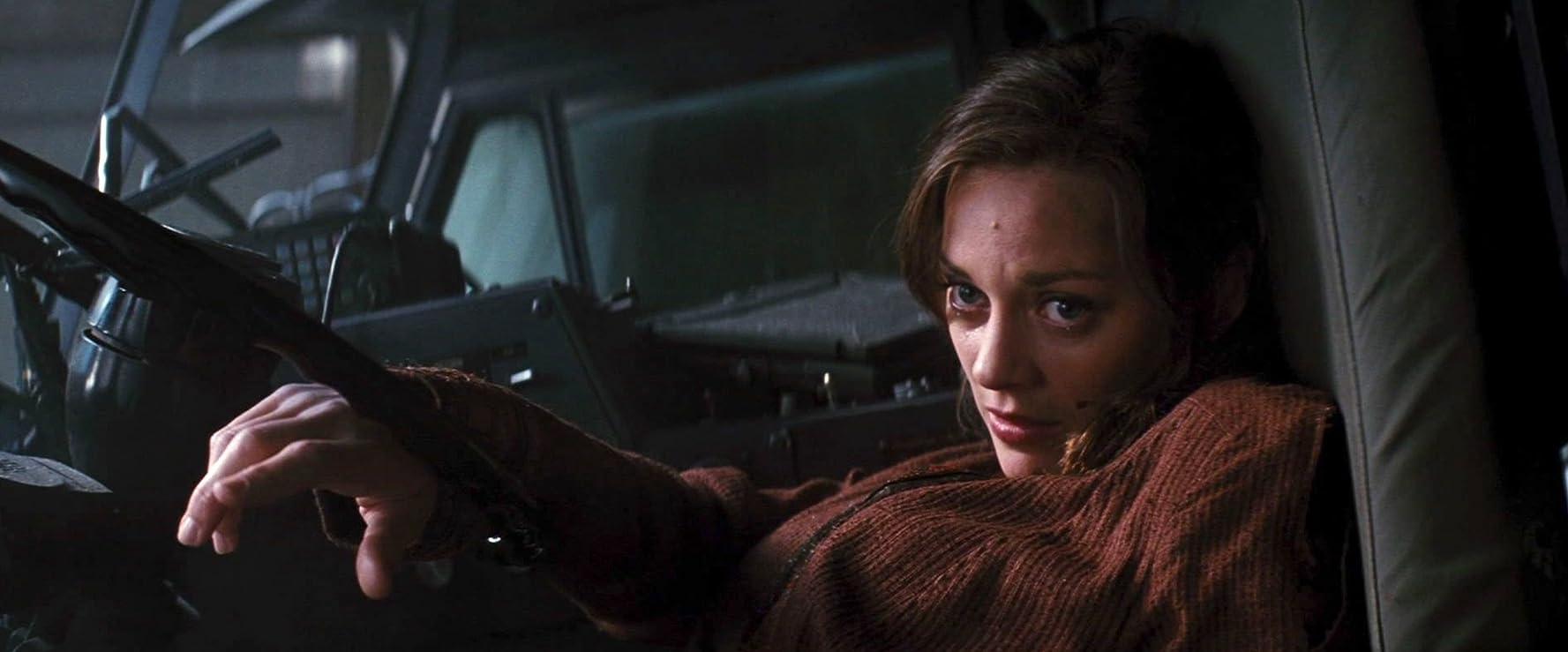 Marion Cotillard in The Dark Knight Rises 2012