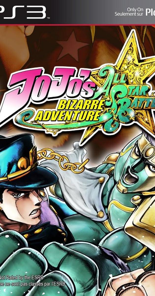 Jojos Bizarre Adventure All Star Battle Video Game 2013