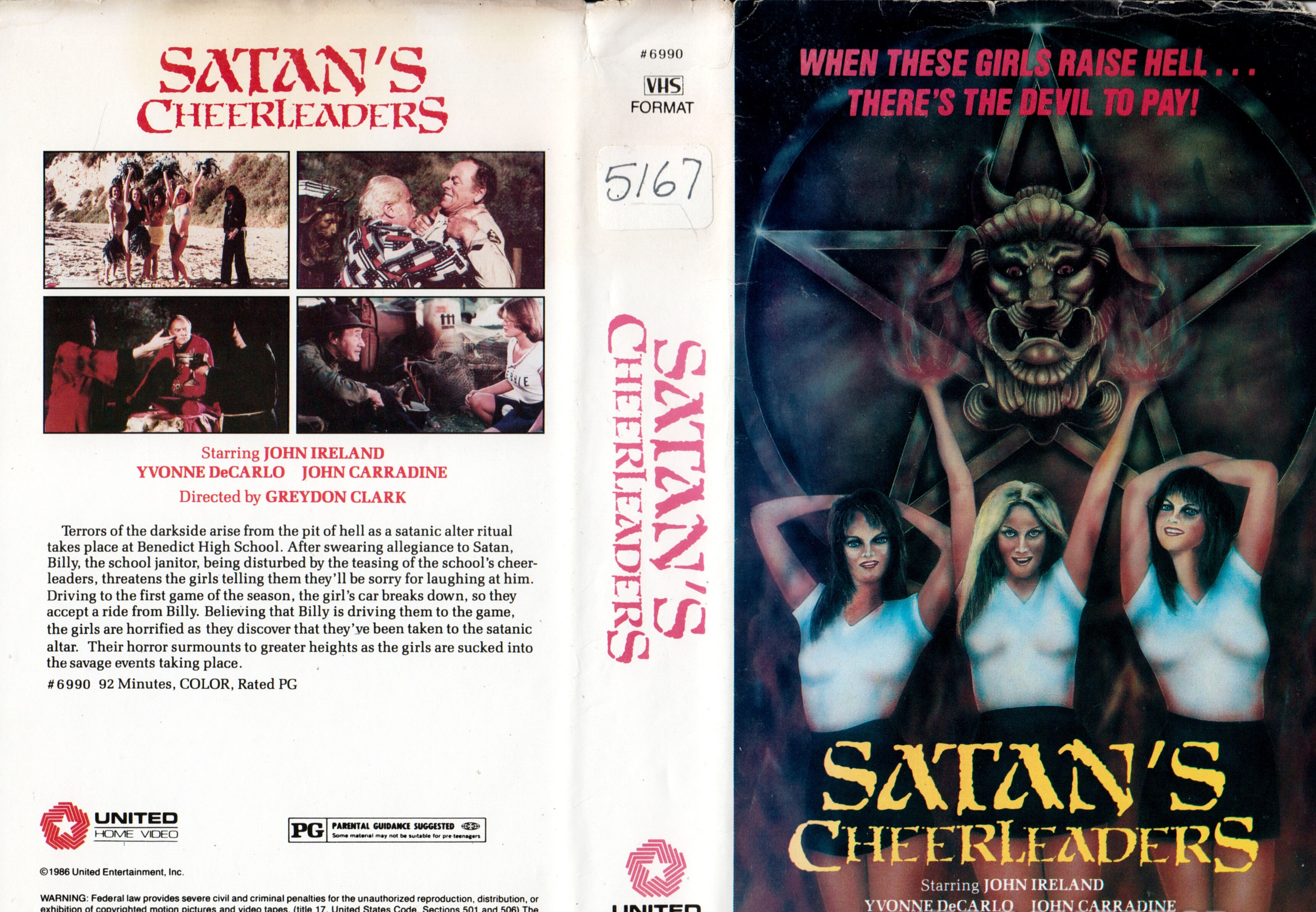 satans cheerleaders imdb