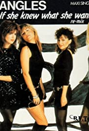 The Bangles: If She Knew What She Wants, European Version Poster