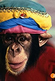 Charly und der Affengott Poster