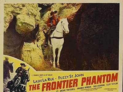 Psp full movie downloads free The Frontier Phantom by Ron Ormond [2048x1536]
