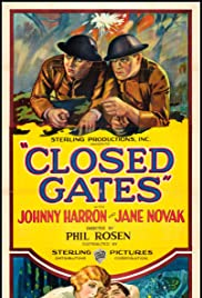 Closed Gates Poster