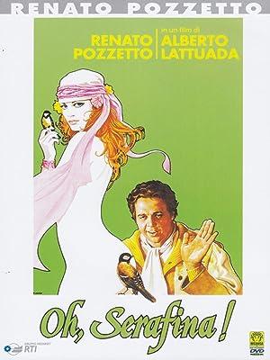 poster Oh, Serafina!
