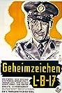 Geheimzeichen LB 17 (1938) Poster